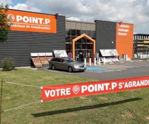 Sponsoring – Point.P renoue avec le foot français et devient Partenaire de la Ligue 1, Ligue 2 et D1 Arkema