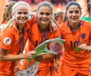 L'UEFA augmente les primes pour l'Euro Féminin 2022