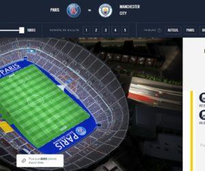PSG – Manchester City : Le prix des billets flambe sur le marché secondaire officiel du club parisien «Ticketplace»