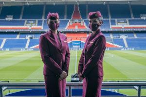 PSG – Qatar Airways à la fête pour la première de Lionel Messi au Parc des Princes contre l'OL