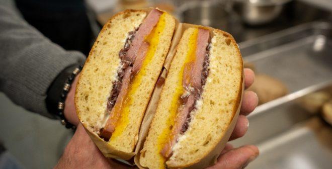 L'Olympique Lyonnais soigne son offre food et lance le «Sandwich Lyonnais» au Groupama Stadium
