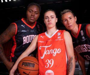Puma dévoile les nouveaux maillots 2021-2022 du Tango Bourges Basket