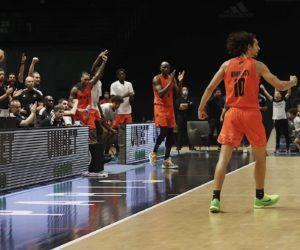 Unibet nouveau partenaire majeur du Paris Basketball