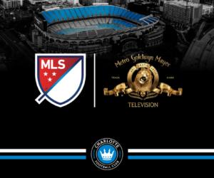 La MLS annonce une nouvelle émission entre sport et télé-réalité, avec le recrutement d'un joueur pro à la clé au Charlotte FC