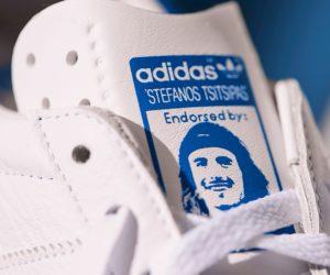 Tennis – adidas lance une sneakers à l'effigie de Stefanos Tsitsipas
