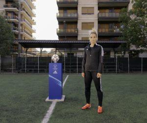 adidas ballon officiel de l'UEFA Euro 2024 et de la Champions League féminine (2021-2025)