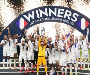 Une prime non négligeable pour la FFF avec la victoire de l'Equipe de France en Ligue des Nations contre l'Espagne