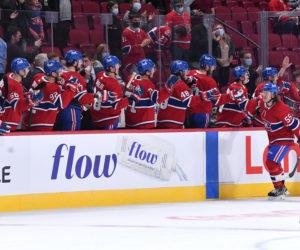 NHL – Flow nouvelle eau officielle des Canadiens de Montréal