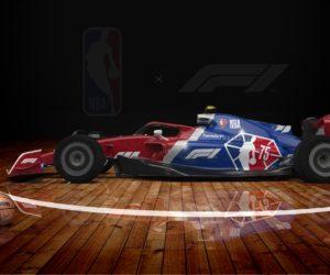 La NBA et la Formule 1 signent un partenariat de contenus et d'activations