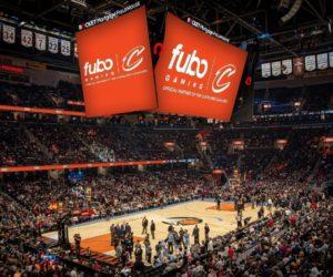 NBA – Fubo Gaming nouveau partenaire officiel des Cleveland Cavaliers