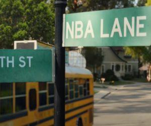 La NBA dévoile son spot «NBA Lane» et lance les célébrations des 75 ans de la Ligue