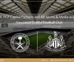 Newcastle vendu à un groupement d'investisseurs emmené par le fonds d'investissement public d'Arabie Saoudite (PIF)