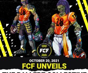 La Fan Controlled Football (FCF) engage un peu plus sa communauté avec une série de NFTs