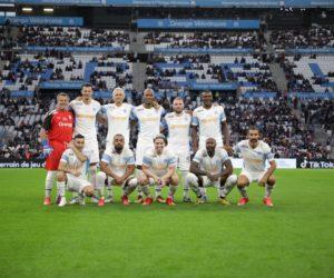 427 250€ récoltés par le match des Héros entre la Team «OM Legends» et la Team «UNICEF»