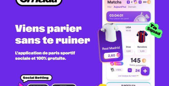 Omada, la nouvelle application gratuite de paris sportifs qui vous invite à fermer vos comptes chez les opérateurs