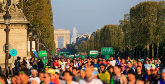 Le détail des primes pour les coureurs du Marathon de Paris 2021