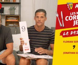 Au Racing Club de Lens, les joueurs sont également acteurs pour les besoins des sponsors
